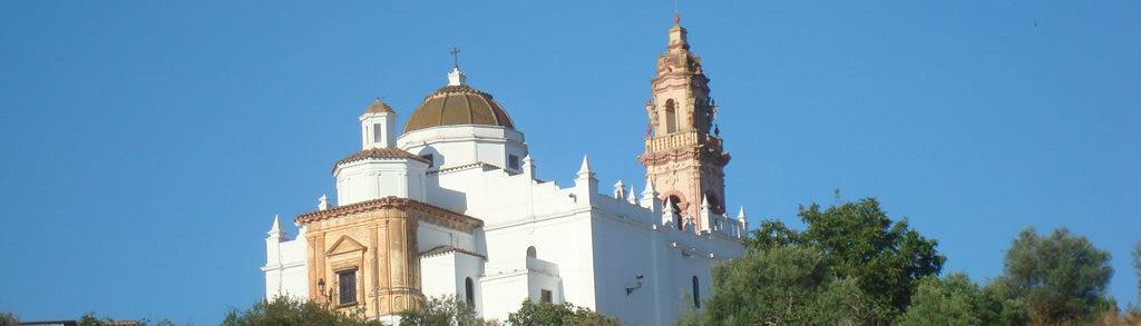 Vista de Oliva de la Frontera